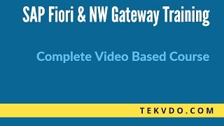 SAP SRM Training - Workflow Setup - Complete SAP SRM Video Based Course