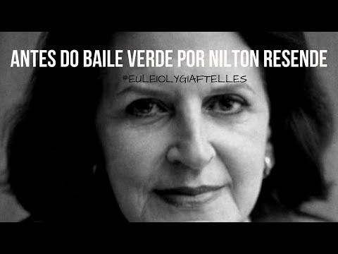 Antes do baile verde, de Lygia Fagundes Telles + Nilton Resende