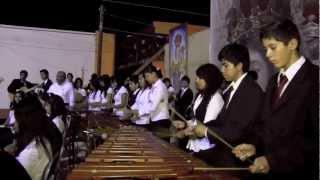 preview picture of video 'Huapango de Pablo Moncayo, 2º Festival de la Virgen del Rosario de Charcas SLP'