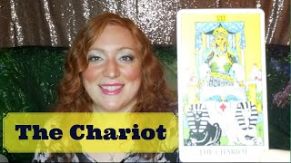 JOURNEY THROUGH THE TAROT: A Week with the CHARIOT | Introduction to the JUSTICE Card