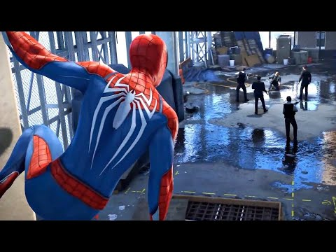 Top 5 High Graphics Spiderman Games For Android (2018)