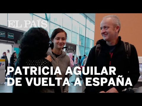 PATRICIA AGUILAR | La joven española de 19 años ha vuelto a España