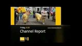 Channel Report titles and open (new look) - 2006