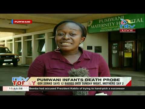 DCI probe death of infants at Pumwani Hospital