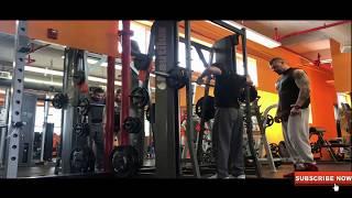 Alex Lee - Shoulder Training