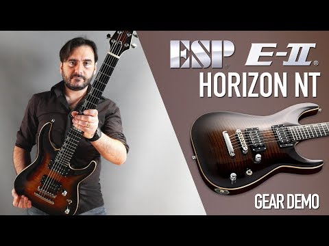 Demo ESP E-II Horizon NT