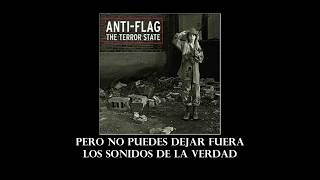 Anti-Flag - You Can Kill The Protester, But You Can't Kill The Protest (Sub Español)
