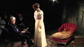 """THE DANCE OF DEATH at Writers Theatre - """"Bills"""""""