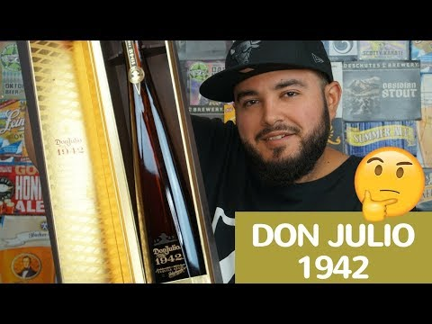 DON JULIO 1942 TEQUILA REVIEW
