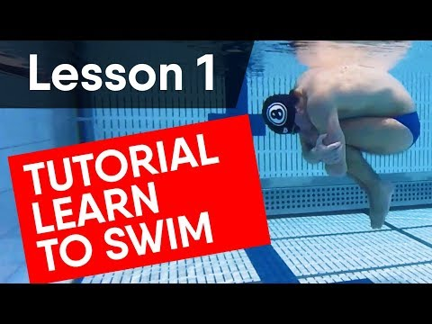 LEARN TO SWIM: TUTORIAL FOR BEGINNERS (THIS WORKS!)