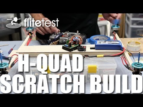 flite-test--hquad--scratch-build