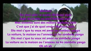 DADJU Mafuzzy Style (lyrics)