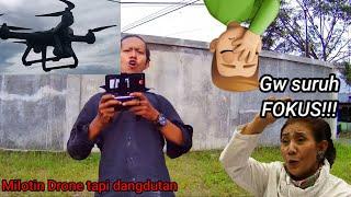 MJX Bugs 20 Tes Terbang    Ini Jadinya Jika Nge Drone Sambil Dangdutan. Nyaris 99% Hampir