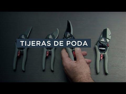 Elegir tijeras de poda - Bellota