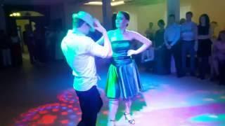 Професійна постановка весільного танцю - Амерікано
