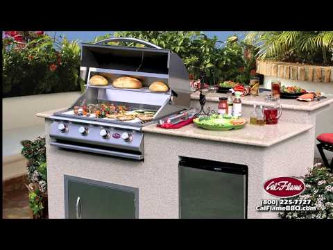 Cal Flame BBQ - G-Series - Barbecue Grills