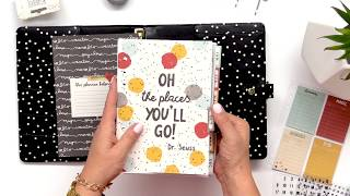 How To Customize A  Disney Planner To Fit Your Lifestyle | Carpe Diem