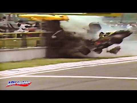 Image: Flashback: HUGE crash during 1988 Mexican Grand Prix qualifying