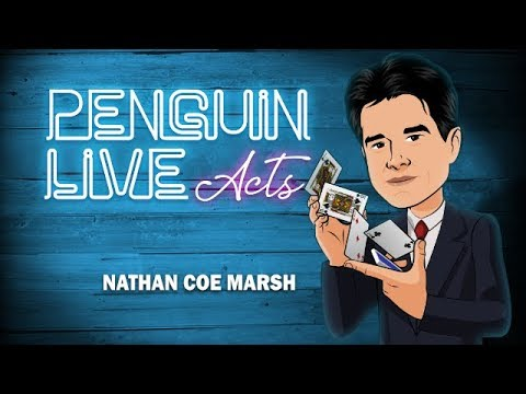 Penguin Live Lecture - Nathan Coe Marsh LIVE ACT
