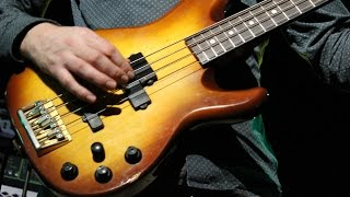 The African Bass Lesson - Edd Bateman