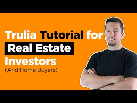 Trulia Tutorial for Real Estate Investors (And Home Buyers)