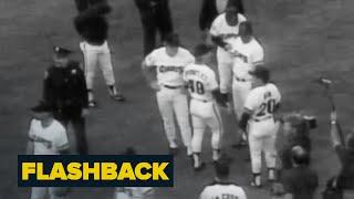 World Series Stopped By Loma Prieta Earthquake | Flashback | NBC News