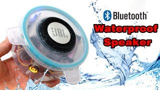 how-to-make-waterproof-bluetooth-speaker-at-home