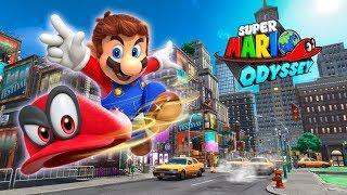 Super Mario Odyssey《超級瑪利歐奧德賽》有趣試玩 - 好創意好特別