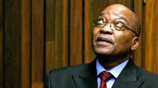 Jacob Zuma: South Africa's scandal-struck president resigns