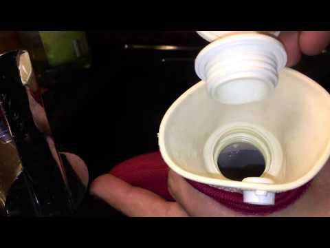 Wärmflasche benutzen Bettflasche befüllen Anleitung