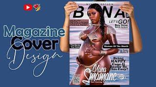FREE LESSON | Create BONA Magazine Cover Challenge