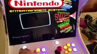 Retropie: HyperSpin themes converted to Attract Mode Layouts