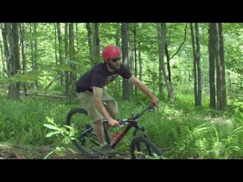 Mountain Biking at Peek'n Peak!