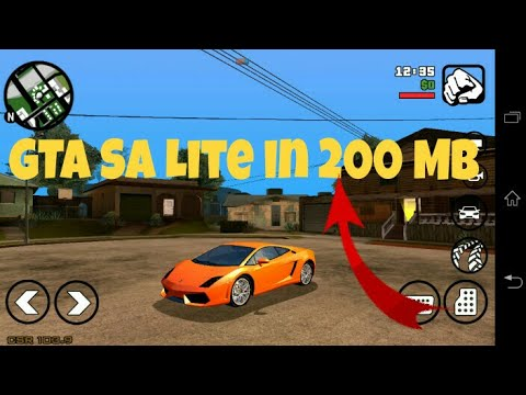 Download How To Download Gta Sa Lite On 200mb Full Working Game