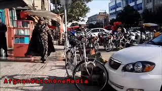خیابان لس میری و شهر نو هرات
