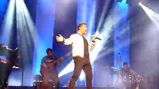 Until The Stars Run Out - Joe McElderry - Loughborough, Evolution Tour