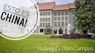 EUROPA dentro de CHINA? Conoce al Campus de Huawei en Dongguan (Ox Horn Campus)