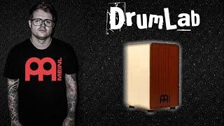 DrumLab: Meinl Woodcraft Prof. Cajon / Mahagony