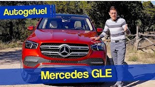 Mercedes GLE REVIEW 2020 GLE 450 - Autogefuel