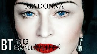 Madonna   Faz Gostoso Ft. Anitta (Lyrics + Español) Audio Official