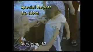 "KPNX-TV, Ch. 12 - ""Surviving '82"" - 12 Action News Promo (1982)"