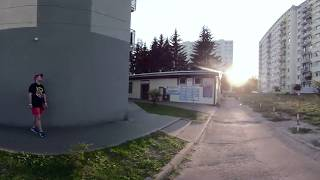 Rufuz X TPS X Kacper HTA X Hice   Nic Innego Prod. Małach (360 MIXTAPE) 360 Video!