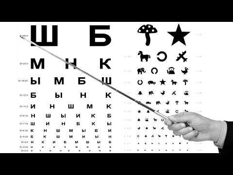 Аффирмации восстановление зрения