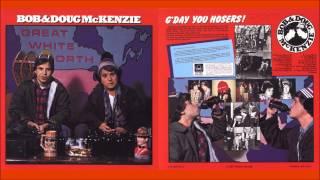 Bob & Doug McKenzie Great White North Album