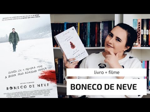BONECO DE NEVE | JO NESBO | LIVRO + FILME
