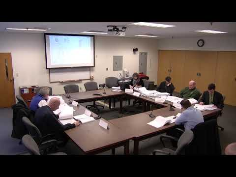 02.12.19 Technical Advisory Committee Work Session