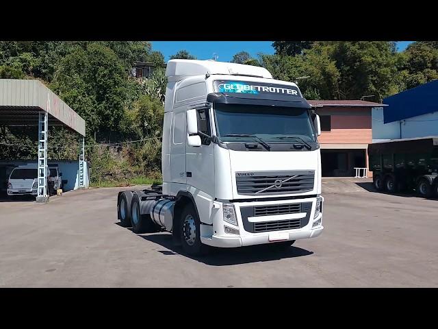 Vídeo do caminhão FH440 6x2 Automático
