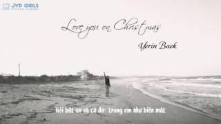 [Vietsub] Love you on Christmas - Yerin Baek