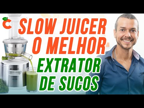 Centrífuga slow juicer cadence perfect vita jcr 900 review barato bom e nacional