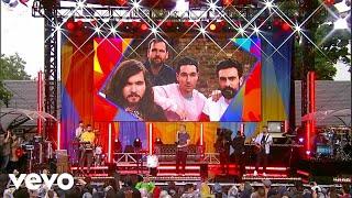 Bastille   Quarter Past Midnight (Live On Good Morning America  2019)